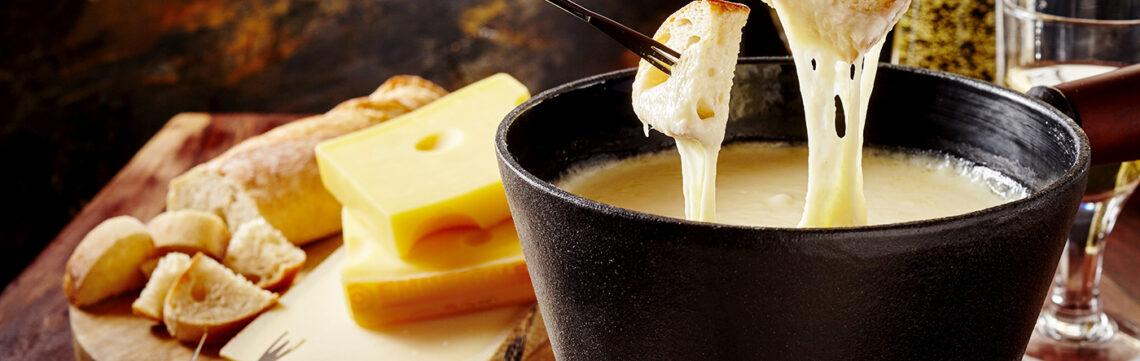 Cheese fondue in Melbourne's lockdown