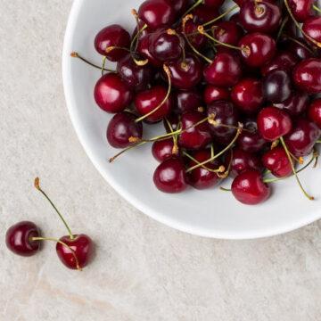 Victorian cherries