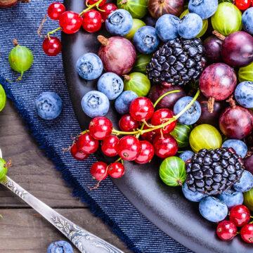 Summer Market berries
