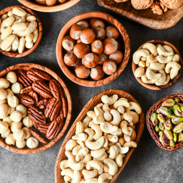 Nuts about nuts