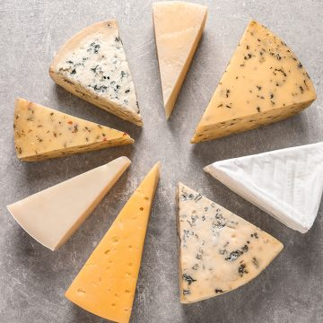 Favourite cheeses